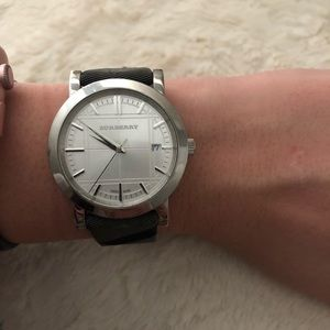 Women's Authentic Burberry Watch